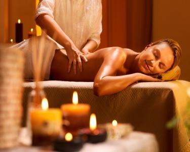Massagem de Relaxamento com Velas | 1 Hora - Saldanha