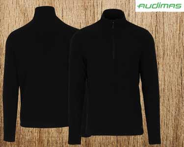 Camisola de Inverno Polar para Homem | Audimas®