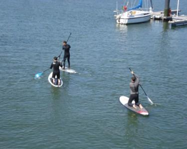 Baptismo de Paddle Surf e Surfski - Douro Academy | 1h30