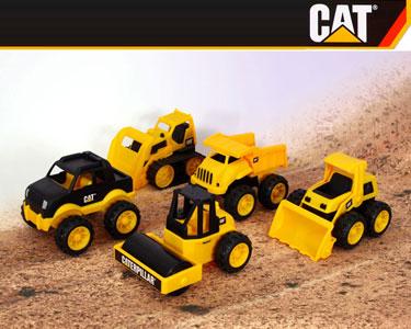 Veículos de Construção CAT®