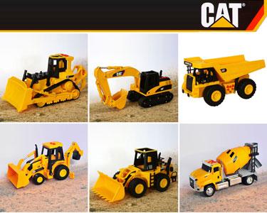 Veículos de Construção 33 Cm CAT®