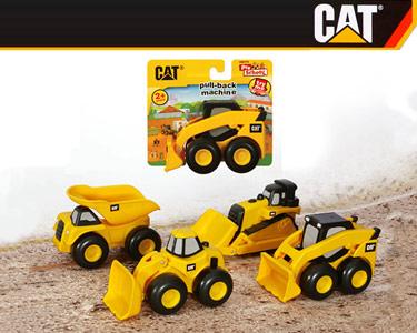 Máquinas de Construção de Fricção CAT®