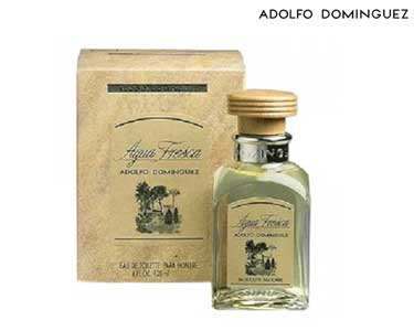 Perfume Agua Fresca de Adolfo Dominguez - EDT 120ml