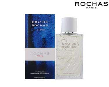 Perfume Eau de Rochas Homme - EDT 100ml