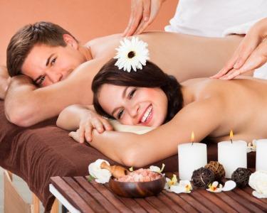 Spa Moment for Two - 45 Minutos   6 Opções de Massagem