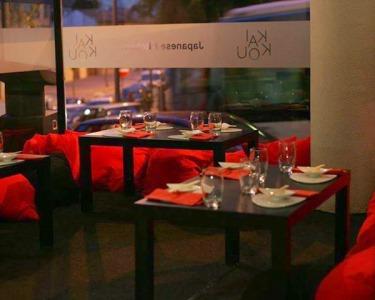 Almoço Executivo ao Estilo Japonês para Dois | Kaikou Sushi Bar