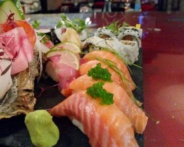 Kaikou Sushi Bar | Jantar Romântico para Dois