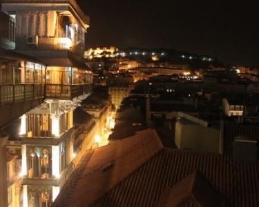 Bella Lisa Elevador | Jantar Romântico com Vista Única sobre Lisboa