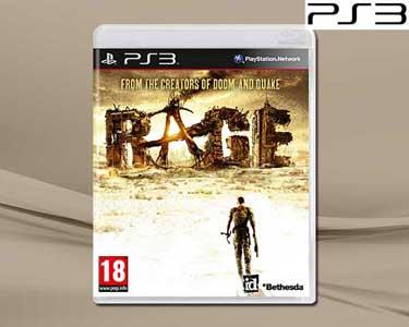 Jogo Rage para a PS3