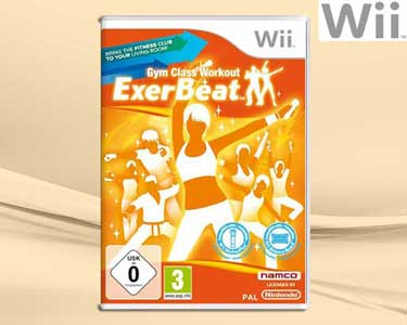 Jogo Wii Exerbeat Extreme Workout
