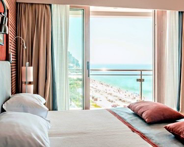 1 Noite com Vista Mar & SPA | Sesimbra Hotel & SPA 4*
