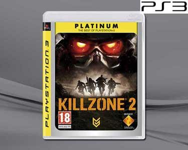 Killzone 2 Platinum   Jogo PS3