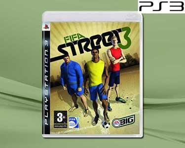 Fifa Street   Jogo PS3