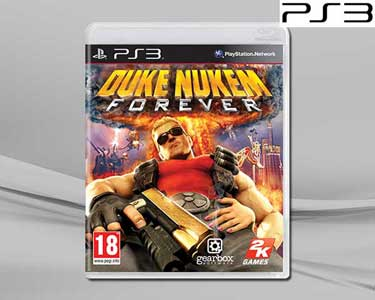 Duke Nukem Forever | Jogo PS3