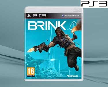 Jogo PS3 BRINK