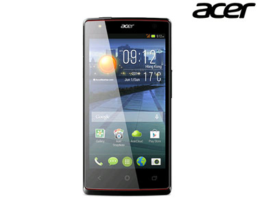 Smartphone Acer Liquid E3 Duo | Preto