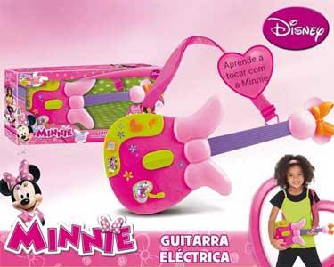 Guitarra Eléctrica da Minnie | Sons & Músicas