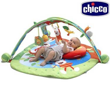 Tapete Gym Play Pad | Chicco®