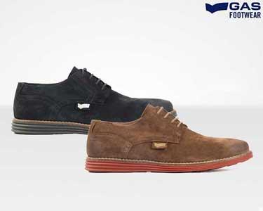 Sapatos Homem Gas® - Modelo Orion | Tamanhos 39 ao 43