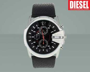 Sugestão Prenda Natal: Relógio Diesel® for Men, agora com 35% de desconto