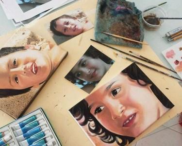 Aulas Personalizadas de Desenho ou Pintura   Desenvolva a Sua Técnica