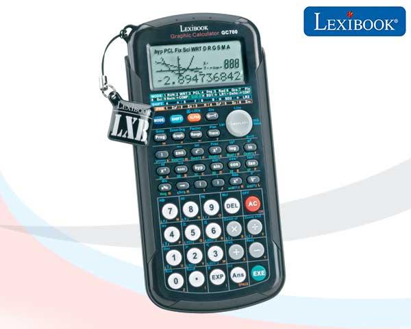 Calculadora Gráfica 262 Funções | Lexibook®