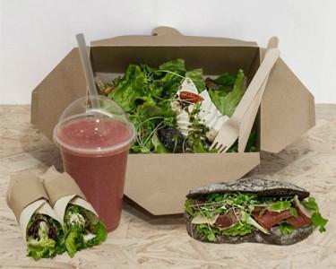 Spinach | Menu com Spin + Bebida + Sopa ou Sobremesa | Chiado
