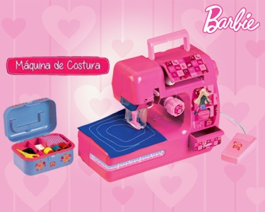 Máquina de Costura da Barbie®