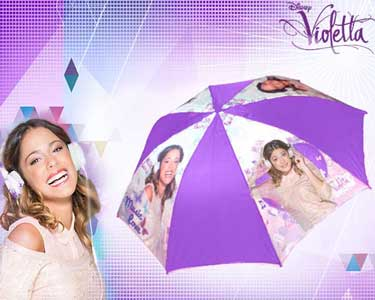 Guarda-chuva da Violetta | Music Love