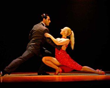 1 ou 2 Meses de Aulas de Tango para Dois | Oferta de Natal para Casal!