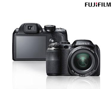 Câmara Compacta Fujifilm Finepix S4300 de 14MP