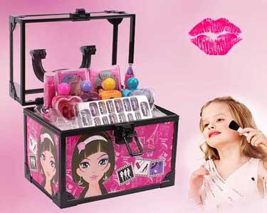 Kit de Maquilhagem   Caixa Glamour