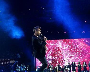 Concerto de Robbie Williams em Madrid   1 Noite em 4* + Bilhete