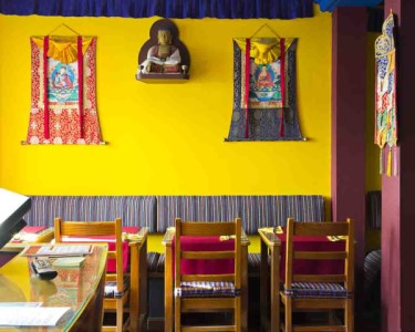 Jantar Exclusivo Fim-de-Ano para Dois | Restaurante Os Tibetanos