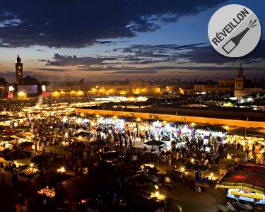Réveillon em Marraquexe | Vôos + 2 Noites + Transfers