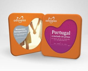 2 Presentes: Momentos Inesquecíveis + Portugal a Metade do Pre��o