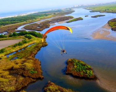Experiência de Voo em Trike Bilugar SkyXpedition | Aventura Exclusiva