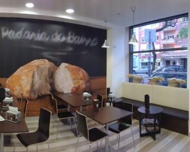 Padaria do Bairro | Lanche Delicioso c/ Tosta + Nespresso® + Waffles