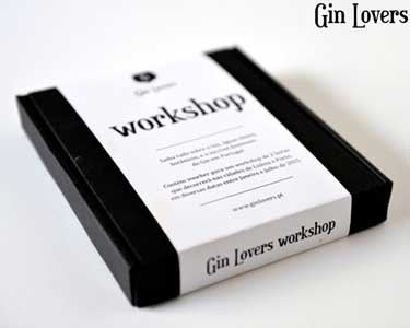 Gift Box - Gin Lovers® Workshop | Data Flexível
