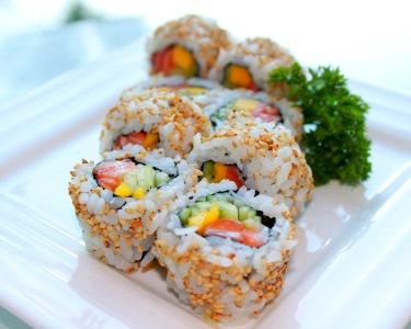 My Sushi | 24 Peças + Sashimi ou Temaki + Bebida + Sobremesa