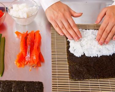 Workshop Sushi | 4 Horas | Transforme-se num Autêntico Sushiman!