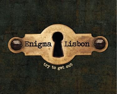Enigma Lisbon - Try to Get Out   Experiência Enigmática Até 5 Pessoas