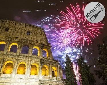 Réveillon em Roma | 2 Noites em Hotel 4*