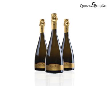 3 Espumantes Quinta do Boição Reserva | Arinto Extra Bruto - Special Cuvée