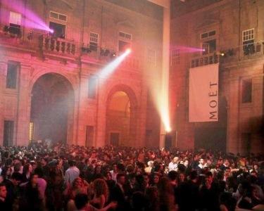 Porto Réveillon - Mosteiro S. Bento da Vitória | Receba 2015 em Festa!