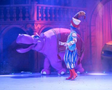 «Circo Conto de Natal» | Bilhetes para Crianças e Adultos | Bélem