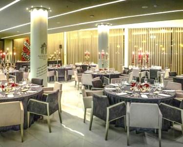 Passagem de Ano de Luxo no Hotel Tryp para Dois | Bom Ano Novo!