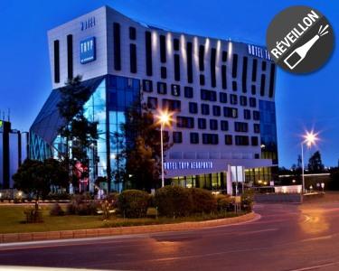Noite & Jantar de Réveillon | TRYP Lisboa Aeroporto Hotel 4 *