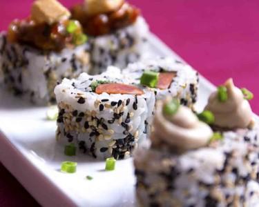 Novo Menu de Sushi Alentejano no Gustus | Jantar para Dois