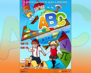 «ABC - O Jogo do Conhecimento» | Espectáculo no Lisboa Comedy Club